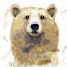 Golden Forest Bear by mindydidit
