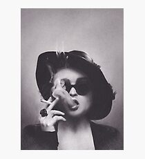 Marla - Fight Club Photographic Print