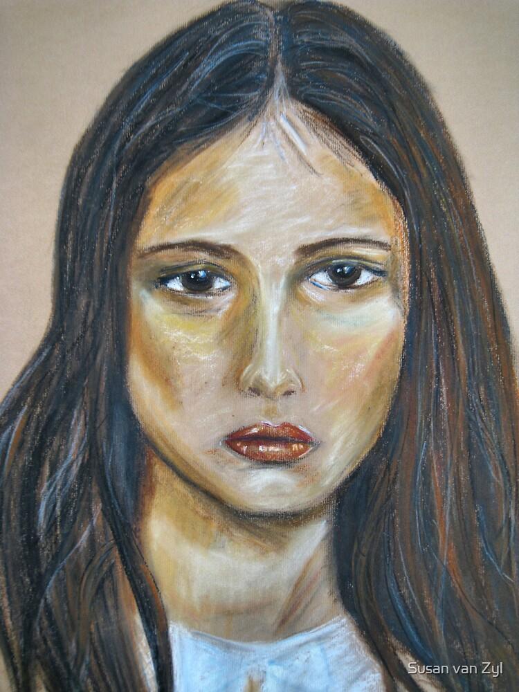 Sad Sally by Susan van Zyl