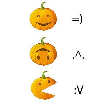 Emoji Halloween by domingostudio