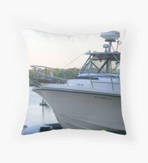 Drydock Throw Pillow