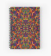 rainbo Spiral Notebook