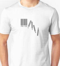 Priceless - Black edition Unisex T-Shirt