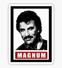 Magnum  Sticker