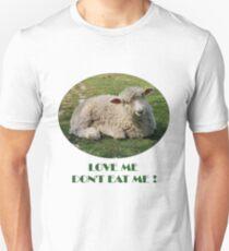 Love Me  Dont Eat Me Unisex T-Shirt