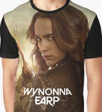 "Wynonna Earp ""Melanie Scrofano"" Graphic T-Shirt"