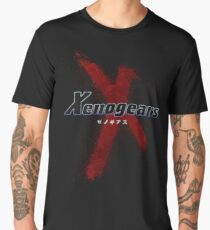 Xenogears Vintage Emblem V01 Men's Premium T-Shirt
