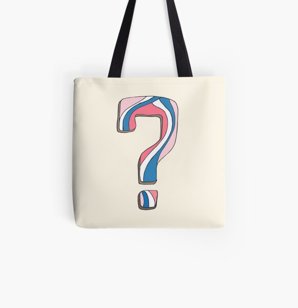 Did I miss something? All Over Print Tote Bag