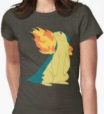 Pokemon Favorite #1: Typhlosion Women's Fitted T-Shirt