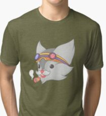 Cute Howitzer Paragon Fan Design Tri-blend T-Shirt
