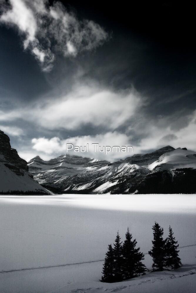 Bow Lake by Paul Tupman