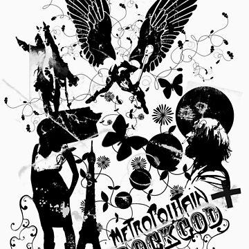Metropolitan Rock God by Hann87