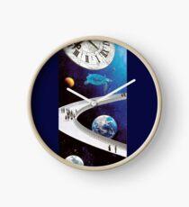 PEDESTRIANS Clock