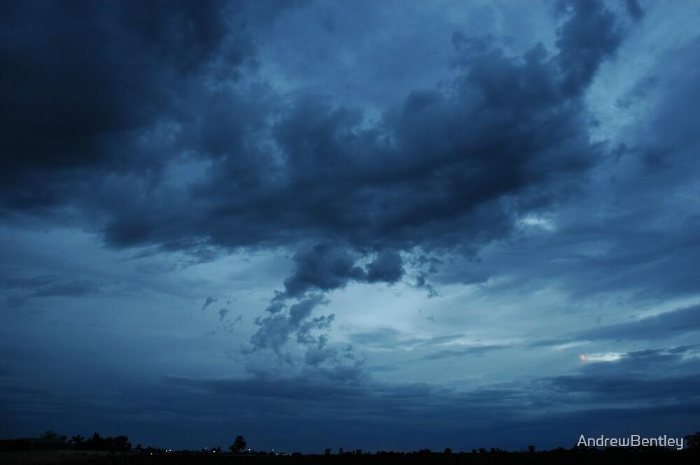Blue Storm #200 by AndrewBentley
