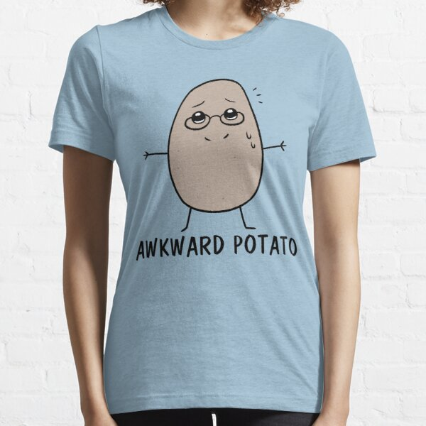 AWKWARD POTATO Essential T-Shirt