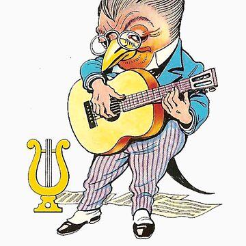 Music Man by jojomoko
