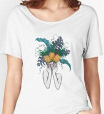 Pineapples are in my head Women's Relaxed Fit T-Shirt