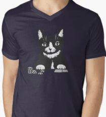 Poker Cat Face T-Shirt