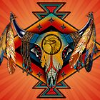 Buffalo Spirit by Sena