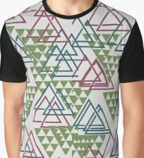 triangles Graphic T-Shirt