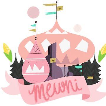 Mewni Merch by aishimation