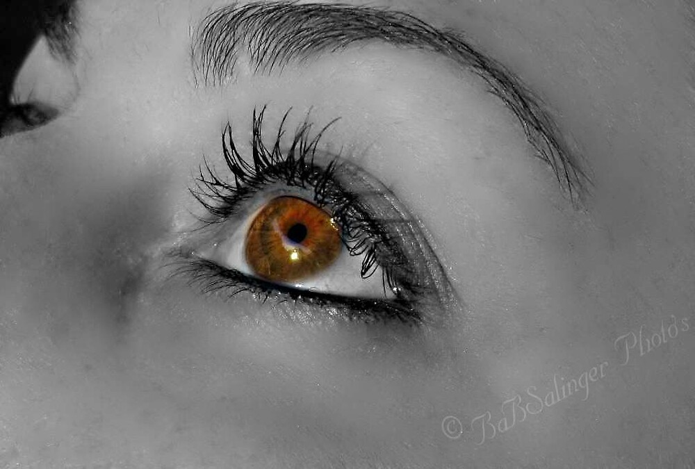 brown eyed girl by bethanne4180