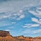 The Prairie Sky..... by John  Kapusta