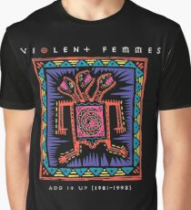 Violent Femmes Graphic T-Shirt