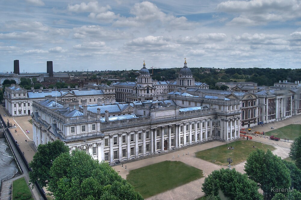 Greenwich College by KarenM