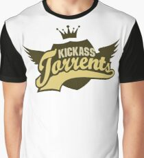 Kickass Torrents Graphic T-Shirt