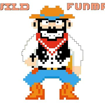 Wild funman by JohnnyPixel