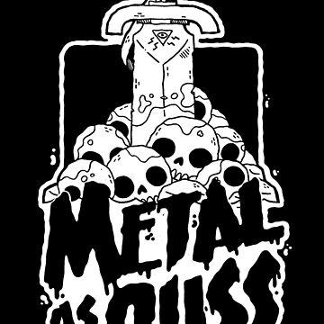 Metal as Cuss by Jetpack