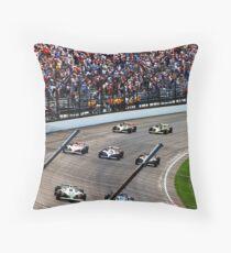 Indianapolis 500 Throw Pillow