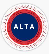 Alta Norway Sticker