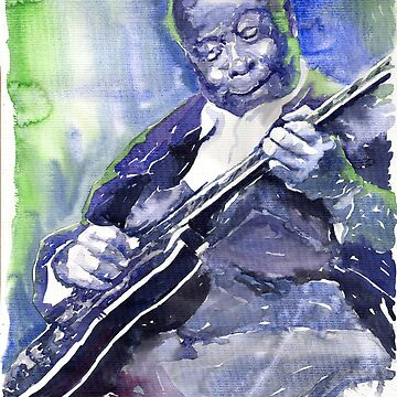 Jazz B B King 02 by shevchukart