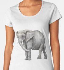 Elephant Women's Premium T-Shirt