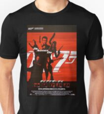 James Bond 007 Die Another Day Pierce Brosnan T-Shirt