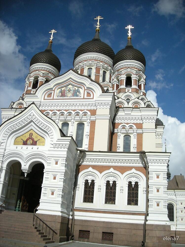 Orthodox Church by elena7