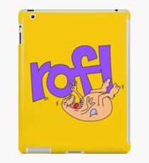 ROFL iPad Case/Skin