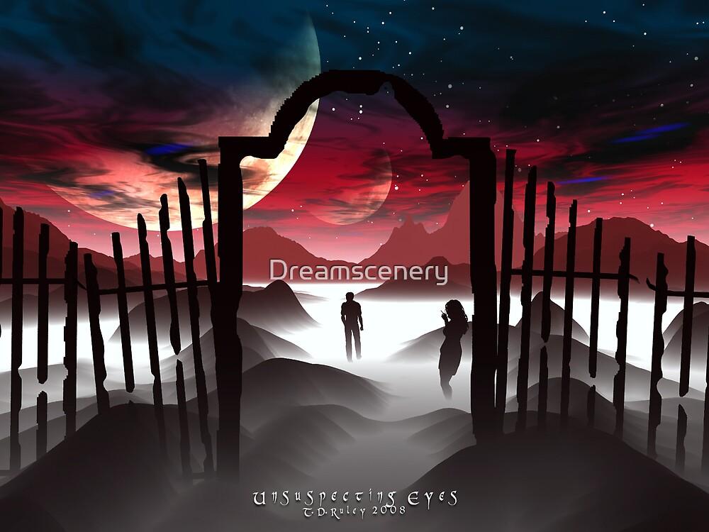Unsuspecting Eyes by Dreamscenery