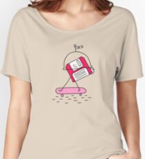 Mars in the 80s Women's Relaxed Fit T-Shirt