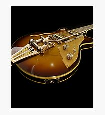 Awesome Guitar  Photographic Print