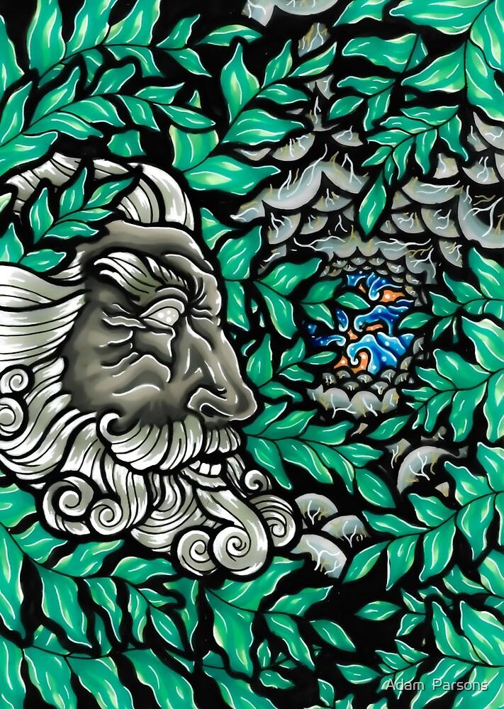 Zeus  by Adam  Parsons