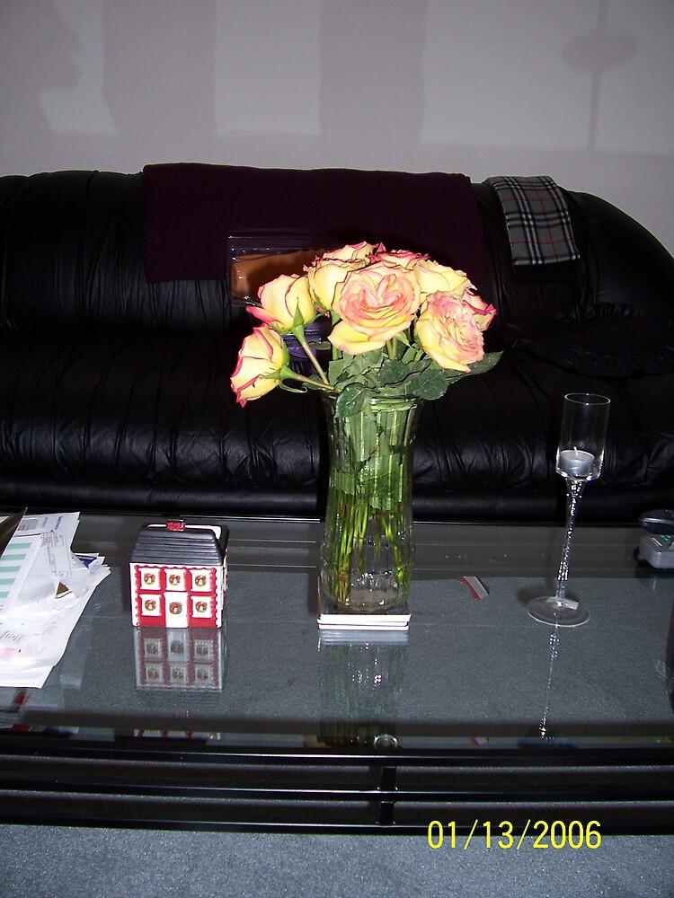 Yellow & Pink Roses Take #4 by phursey1