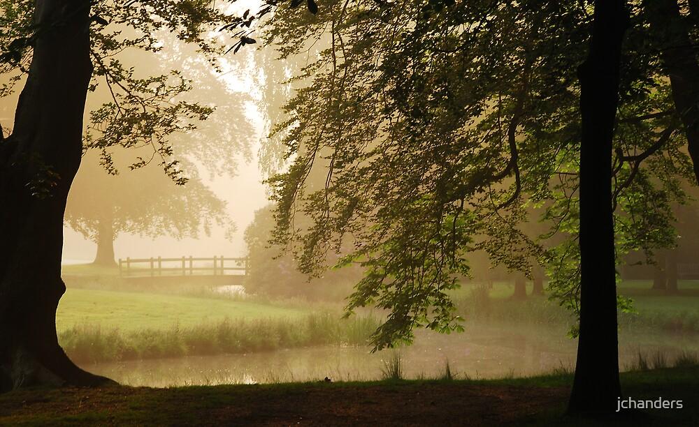 Early morning in Groeneveld Park again by jchanders