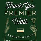 Thank You Premier Wall by PEZRULEZ