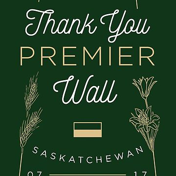 Thank You Premier Wall by PEZRULEZ