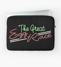 NDVH The Great Egg Race Laptop Sleeve