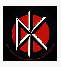 Dead kennedys Photographic Print