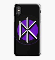 Dead kennedys iPhone Case/Skin